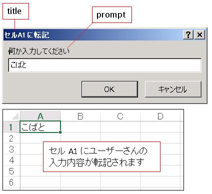 InputBoxメソッド1