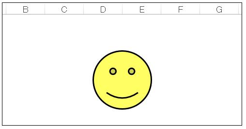 Excel VBA 枠線の非表示